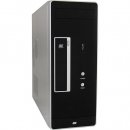 Geh�use LC-Power Microtower ATX-2019MB, mit 380W Netzteil