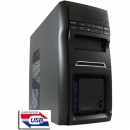 Geh�use LC-Power MicroATX Tower 2000MB, mit 420W Netzteil