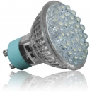 Homelights LED Spotlight 'ECO-S', 230V, Sockel GU10, 3 Watt, 3000K, warmweiß