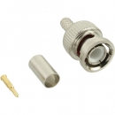 InLine� BNC Crimpstecker, RG59, f�r Video-Kabel