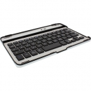 InLine� Bluetooth Tastatur + Alu-Cover f�r iPad mini, schwarz