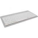 InLine� Bluetooth Mini-Tastatur, wei�