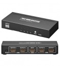 AVS 44-4 HDMI+ Splitter 1in/4out, 3D